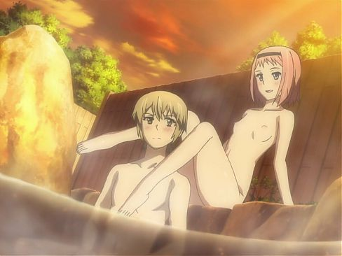 Brynhildr in the Darkness anime fanservice compilation