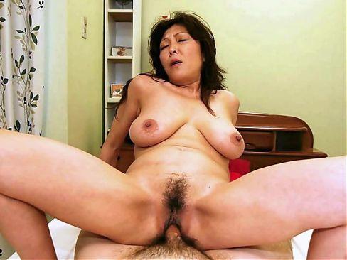 Japanese Grannie Fucked