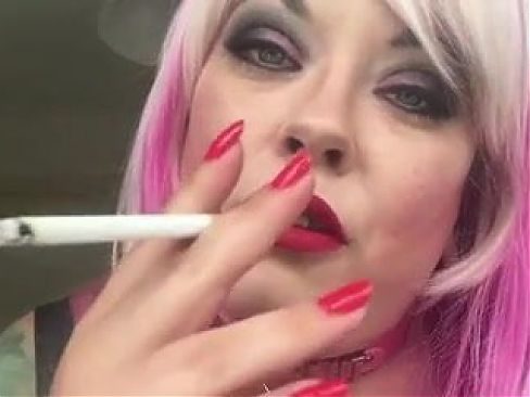 BBW Tina Wants You To Cum For Her! - JOI Smoking Fetish Slut